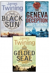James Twining Collection 3 Books Set Pack by James Twining