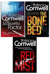Patricia Cornwell 3 Books Collection Set by Patricia Cornwell