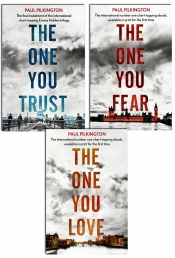 Paul Pilkingtons Emma Holden Trilogy Collection 3 Books Set The One You Trust by Paul Pilkington