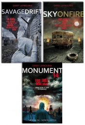 Emmy Laybourne Monument 14 Trilogy Collection 3 Books Set by Emmy Laybourne