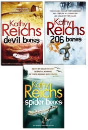 Temperance Brennan Collection Kathy Reichs 3 Books Set by Kathy Reichs