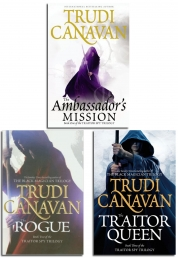 Traitor Spy Trilogy Collection Trudi Canavan 3 Books Set by Trudi Canavan
