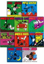 Meg and Mog Collection 10 Children Books Gift Set Photo