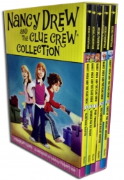 The Nancy Drew and the Clue Crew Collection 5 Books Box Set Pack by Carolyn Keene (Author), Macky Pamintuan (Illustrator)