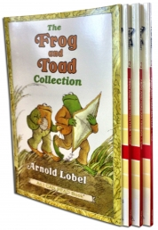The Frog and Toad Collection 3 Books Box Set Photo