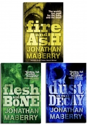 Jonathan Maberry Rot & Ruin Series Collection 3 Books Set by Jonathan Maberry