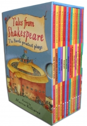 Shakespeare 14 Books by Marcia Williams Photo