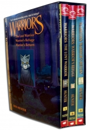 Warriors Graystripes Adventure 3 Books Collection Photo