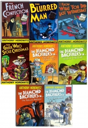 The Diamond Brothers Detective Agency Collection Photo