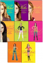 Sara Shepard Pretty Little Liars Collection 8 Book Photo