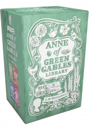 Anne of Green Gables Library Collection 4 Books Photo