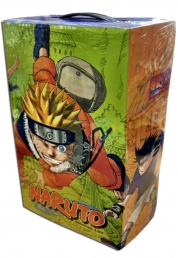 Naruto Box Set 1 - 1-27 Complete Childrens Gift Set Photo
