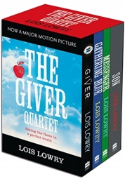 The Giver Quartet Series Collection 4 Books Photo