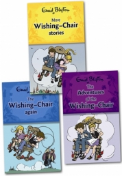 Enid Blyton Books The Wishing Chair Collection 3 Books Set Photo