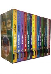 Enid Blyton Books - Classic Mystery Stories 15 Books Set Photo
