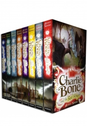 Charlie Bone Collection 8 Books Set Photo