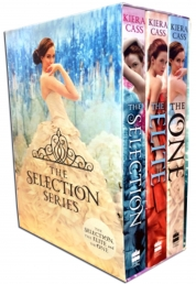The Selection Collection Kiera Cass 3 Books Set Photo