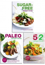 Diet Recipe Collection 3 Books Set by Bounty