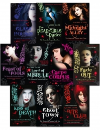 Morganville Vampires, Series 1 to 2 By Rachel Caine 10 Books Set Photo