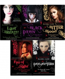 Morganville Vampires Series 3 By Rachel Caine 5 Books Set Photo