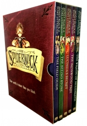 Spiderwick Chronicle Collection Holly Black 5 Books Box Set by Tony DiTerlizzi & Holly Black