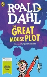Roald Dahl The Great Mouse Plot World Book Day Photo
