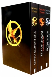 The Hunger games Trilogy Collection Suzanne Collins 3 Books Set Photo