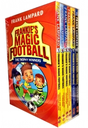 Frankies Magic Football Series 2- 6 Books Collection Set Photo