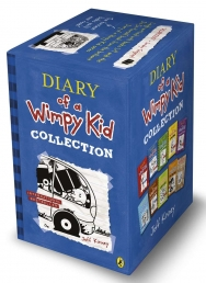 Diary of a Wimpy Kid Collection 10 Books Set Photo