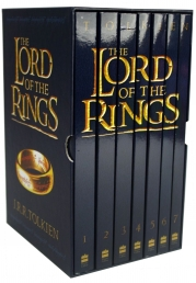 J. R. R. Tolkien The Lord Of The Rings 7 Books Collection Boxed Set by J. R. R. Tolkien