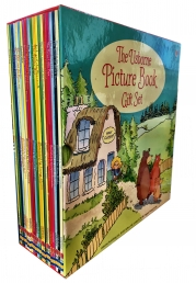 The Usborne Picture Book Collection 20 Children Books Box Gift Set (Bedtime Stories)