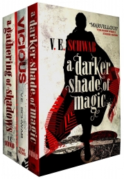 A Darker Shade of Magic 3 Books Collection Set Photo