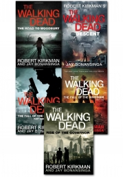 The Walking Dead Governer Series 5 Books Collection Set By Robert Kirkman by Robert Kirkman, Jay Bonansinga