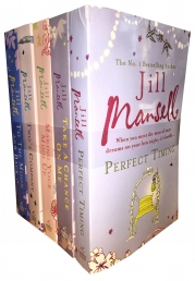 Jill Mansell Collection 5 Books Set Photo
