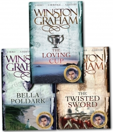 Winston Graham Poldark Series Trilogy Books 10,11,12 Collection 3 Books Set by Winston Graham