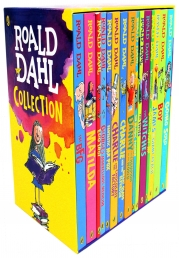 Roald Dahl Collection 15 Books Box Set  New Covers Photo