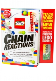 Lego Chain Reactions Activity Book (Klutz) Photo