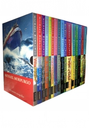 Michael Morpurgo Children Collection 16 Books Set Photo