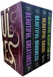 The Beautiful Creatures Complete Collection 4 Books Box Set- Hardcover Photo