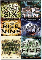by Pittacus Lore