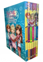Secret Kingdom Series 2 Collection Rosie Bank 6 Books Photo