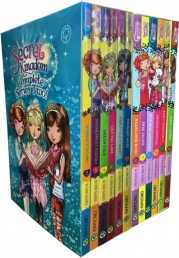 Secret Kingdom Series 2 and 3 Collection Rosie Banks 12 Books Set Photo