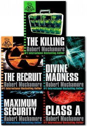 Cherub Series 1 Collection 5 Books Set by Robert Muchamore by Robert Muchamore