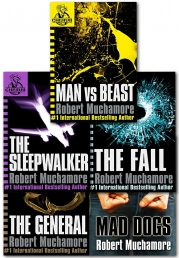 Cherub Series 2 Collection Robert Muchamore 5 Books Set by Robert Muchamore