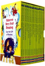Usborne Very First Reading Slipcase with Parents Notes Photo