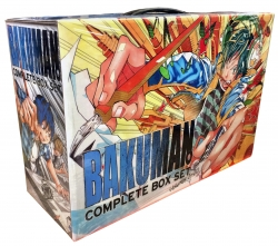Bakuman Box Set 1-20 Complete Childrens Gift Set Photo