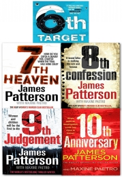 Womens Murder Club Collection James Patterson 5 Books Set (6 to 10) Photo