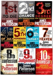 Womens Murder Club Collection James Patterson 10 Books Set (1-10) by James Patterson