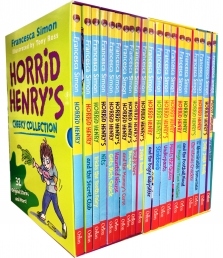 Horrid Henry Books Collection 20 Books Box Set Photo