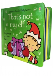 Thats Not My Elf (Touchy-Feely Board Books) Photo